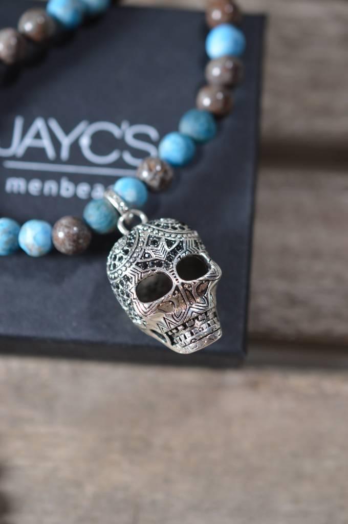 JayC's Ketting Mannen Omar Skull