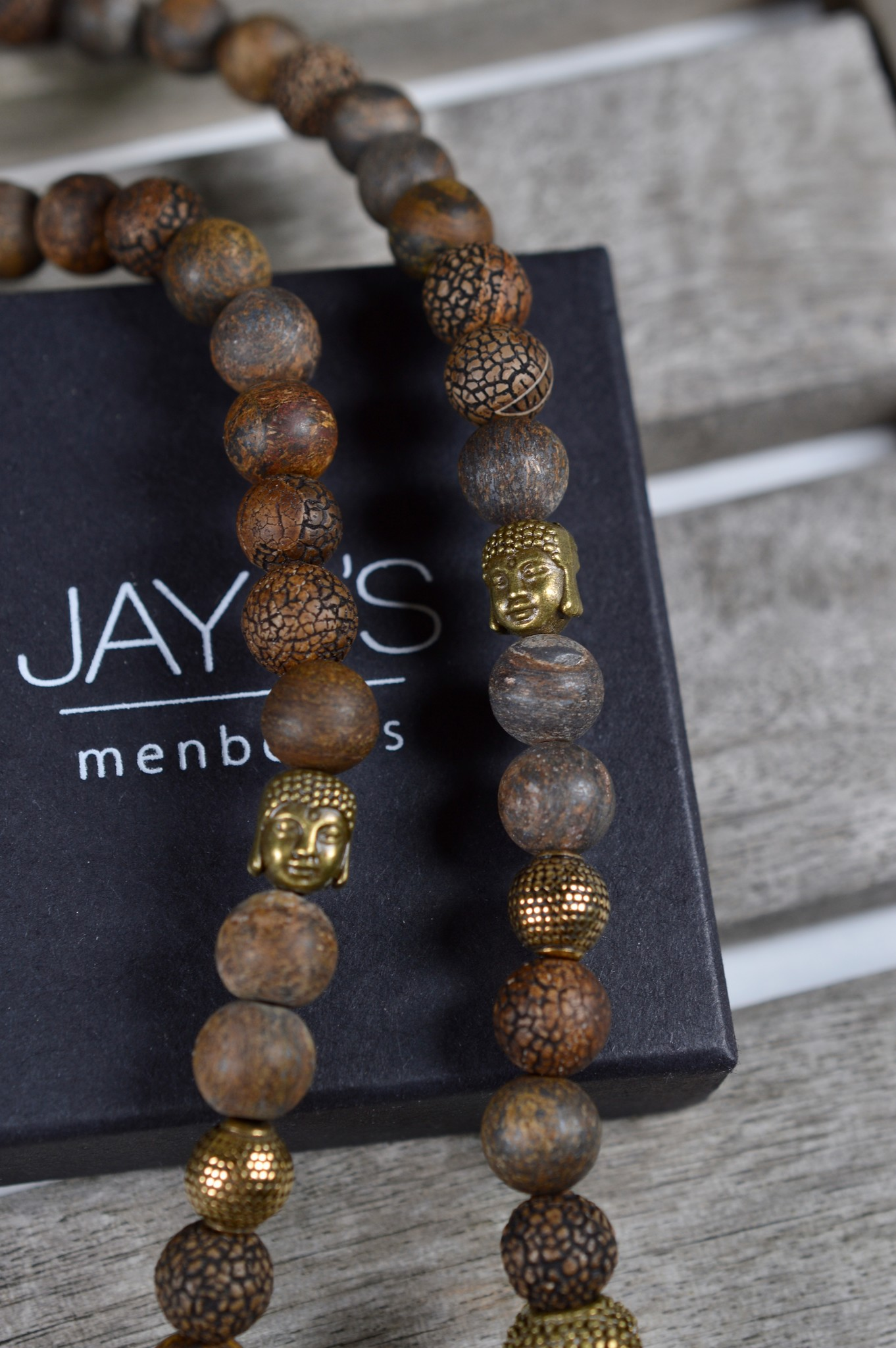 JayC's Halskette Männer Camdoe Buddha