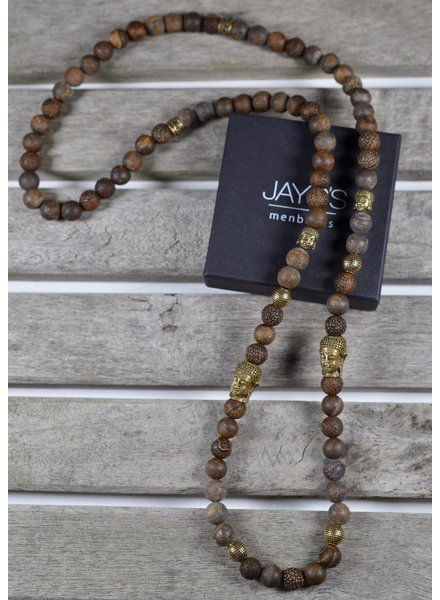 JayC's Mannen Ketting Camdoe Buddha