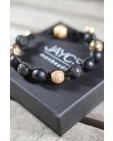 JayC's Shamballa Men's bracelet  Tymo
