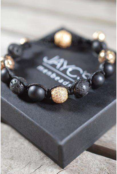 Shamballa Men's bracelet  Tymo