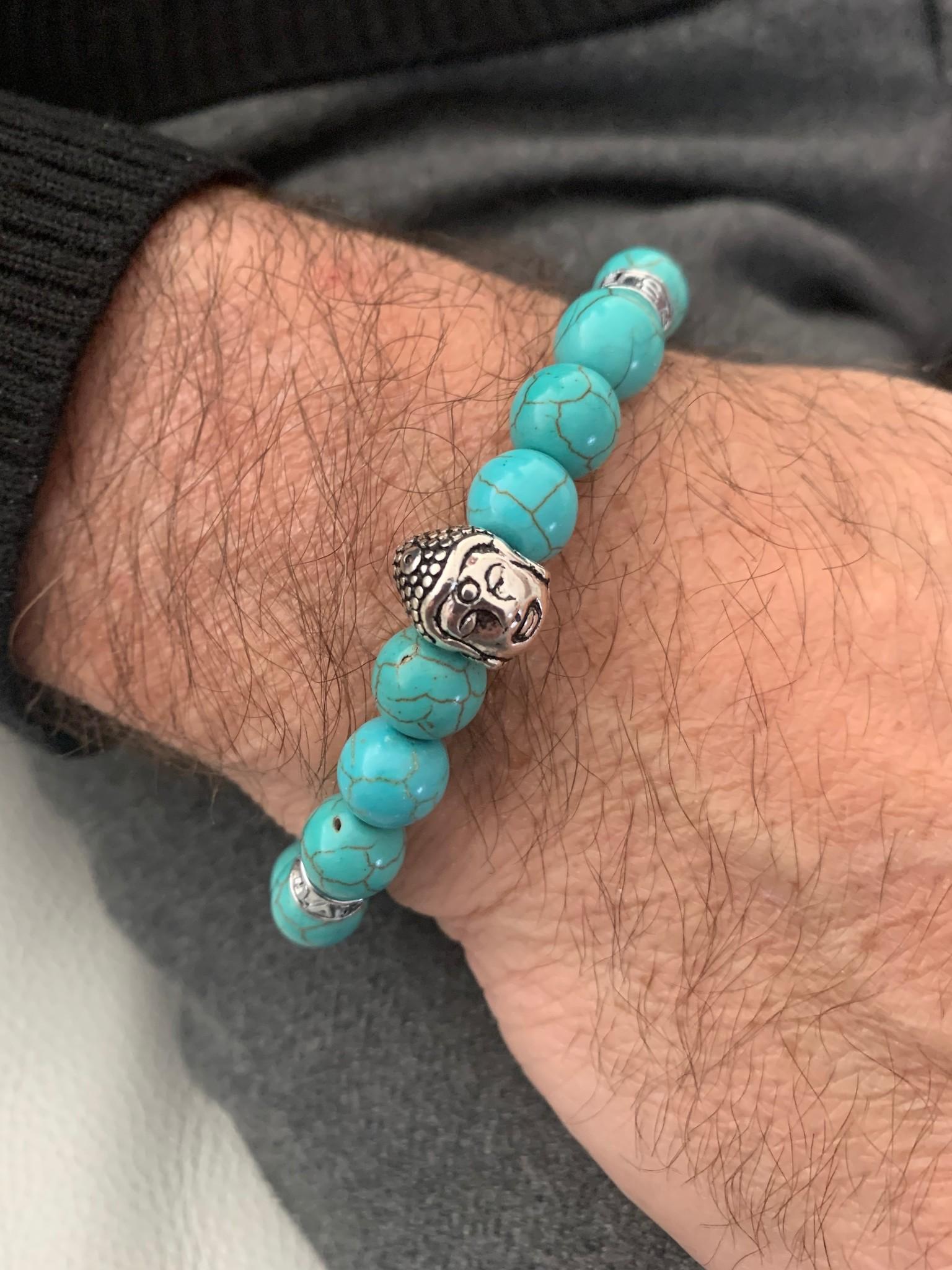 Armband Heren Jamay Buddha-2