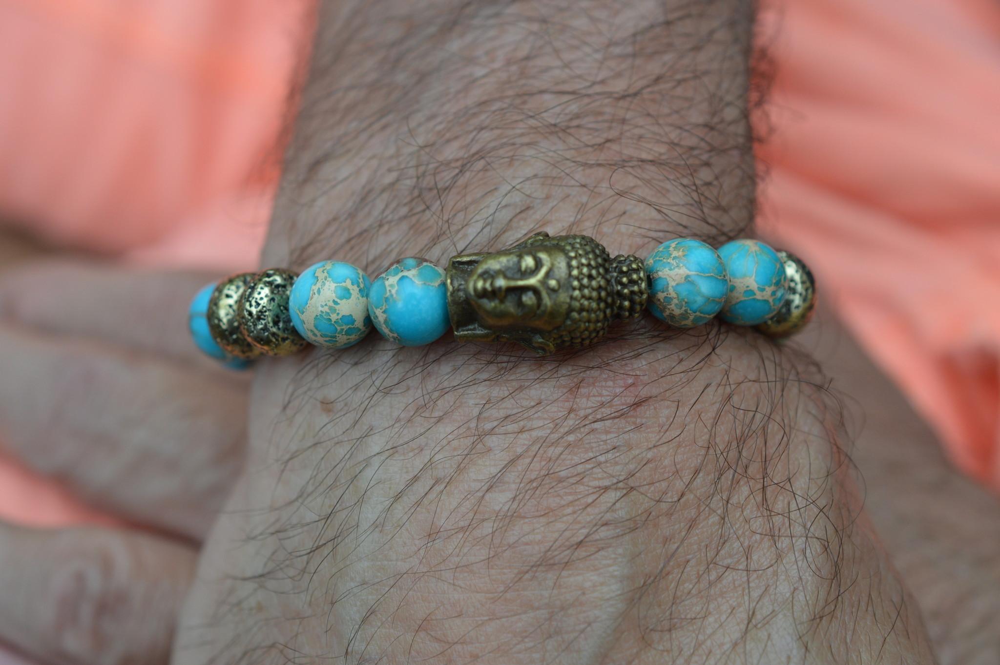 Armband Unisex  Merede Buddha-2