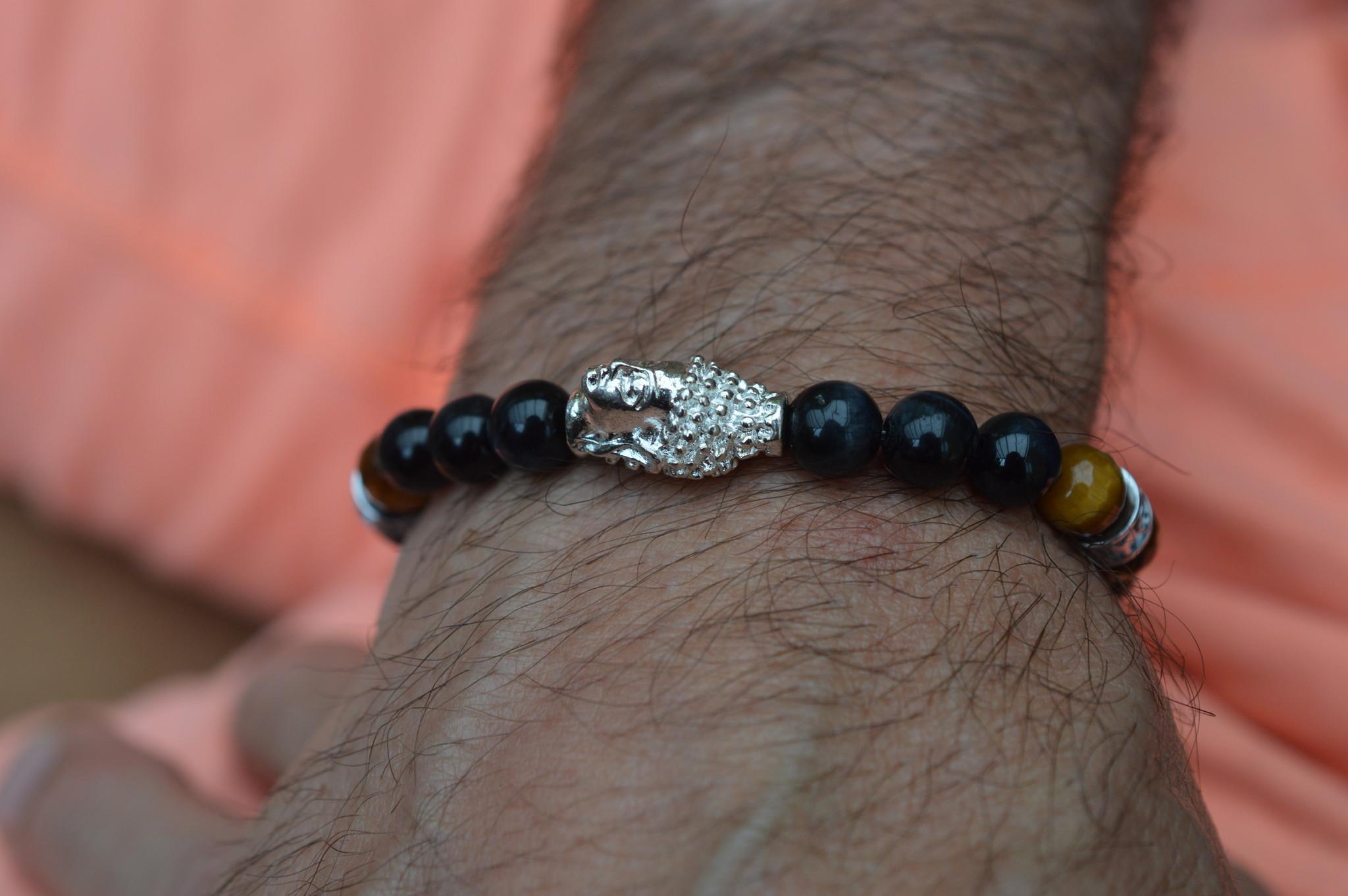 Armband heren Qui Buddha-2
