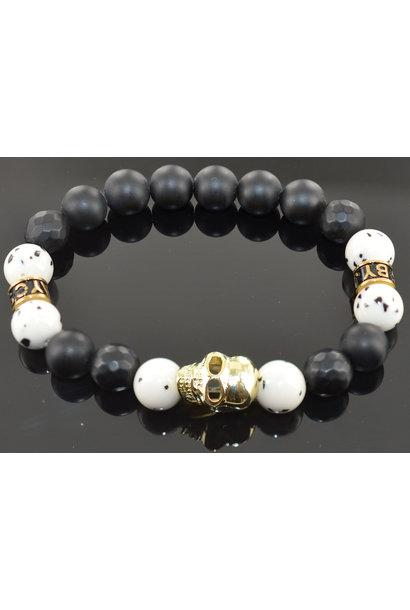 Men's bracelet  Nikai Skull