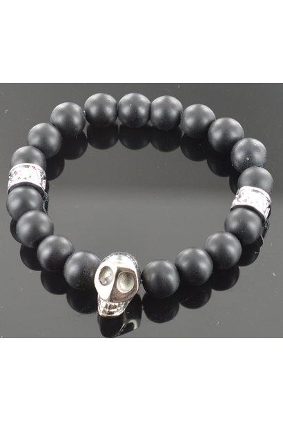 Kinder-Armband Oubayda Skull