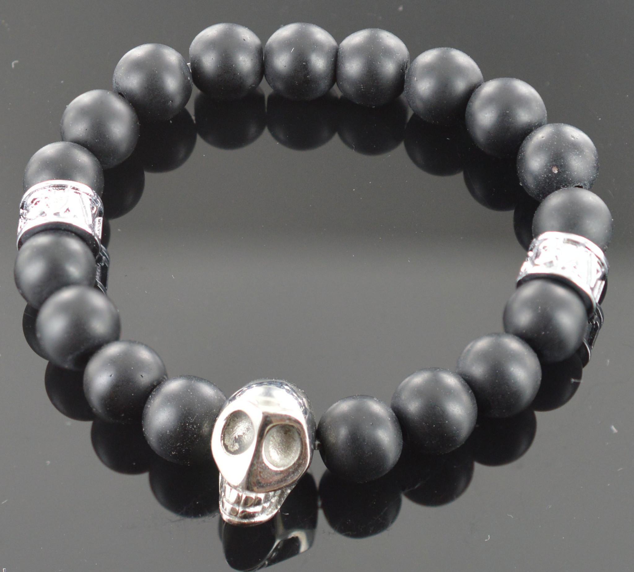 Armband kids Jongens Oubayda Skull-1