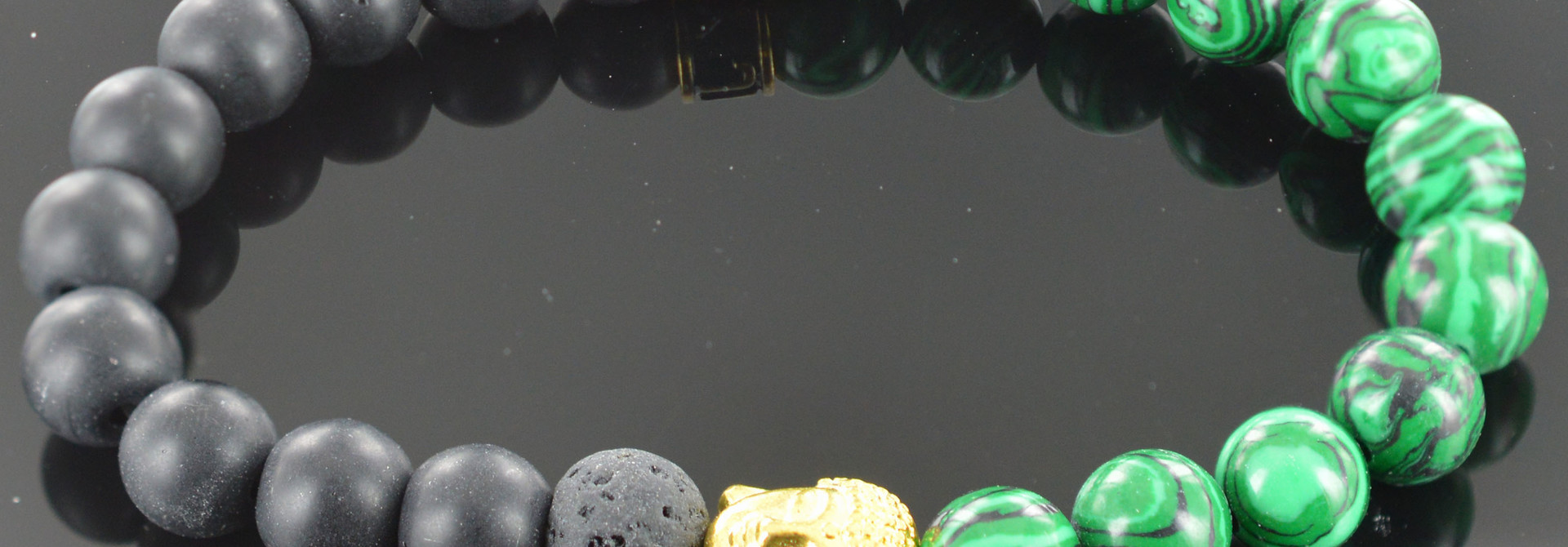 Armband Unisex Barrell Buddha