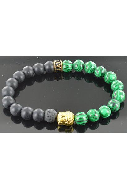 Bracelet Unisex  Barrell Buddha