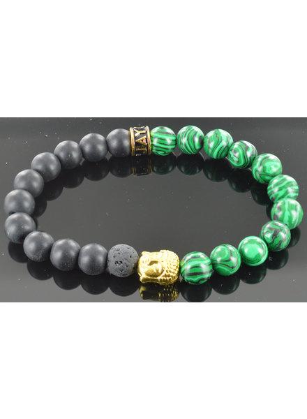 JayC's Armband Unisex Barrell Buddha