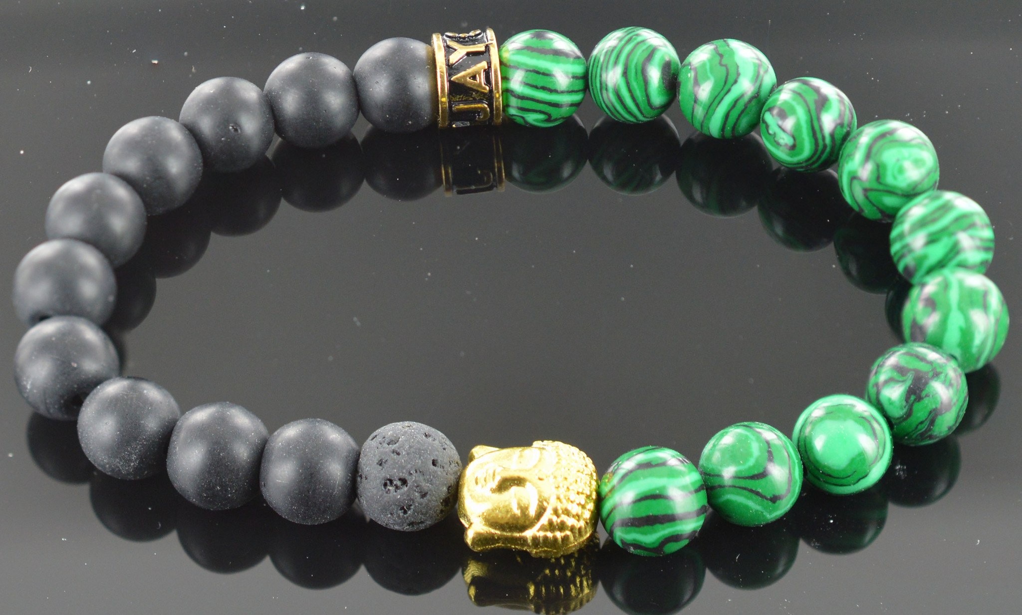 JayC's Bracelet Unisex Buddha Barrell
