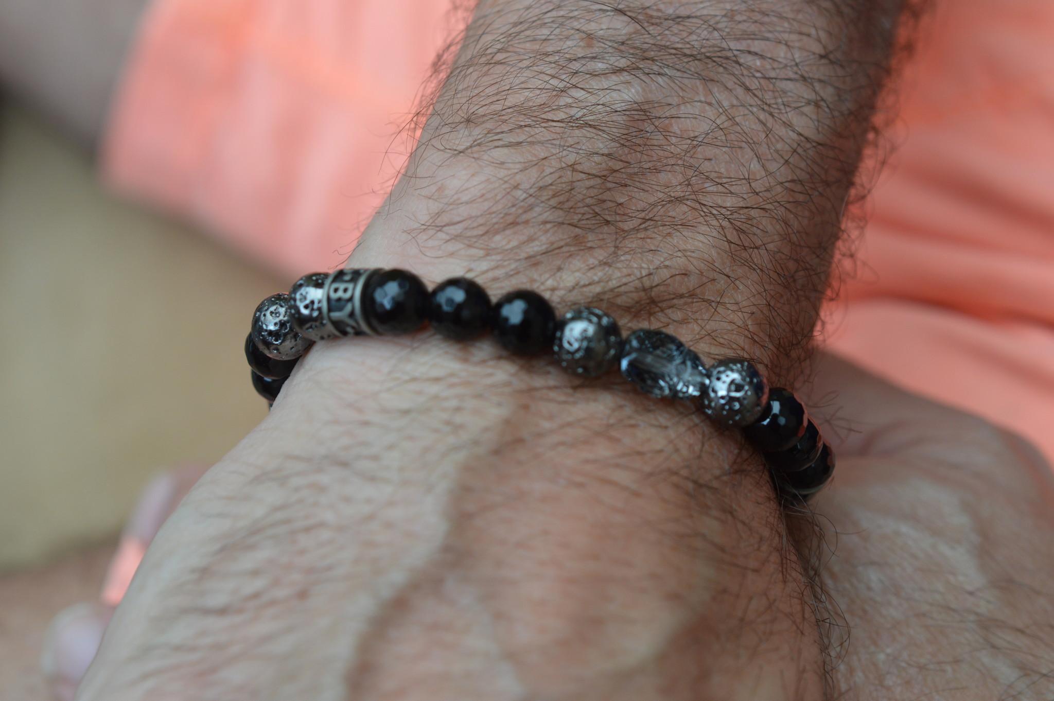 JayC's Bracelet men  Rohan Scarabee