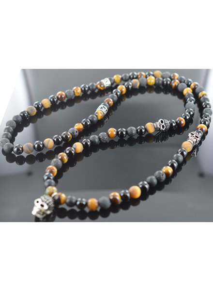 JayC's Men's Necklace Aju