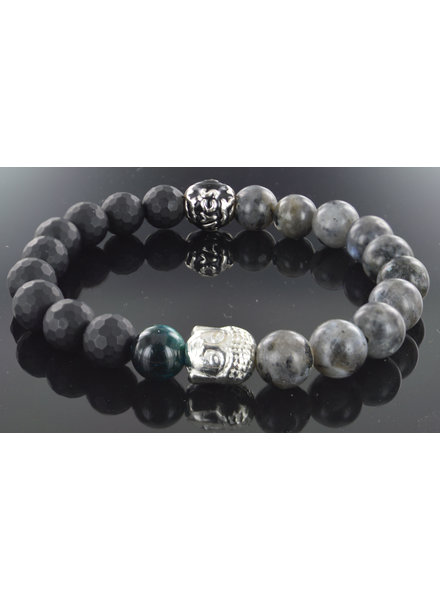 JayC's Damen-Armband Amina Buddha