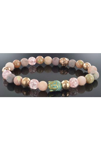 Damen-Armband Lola  Buddha