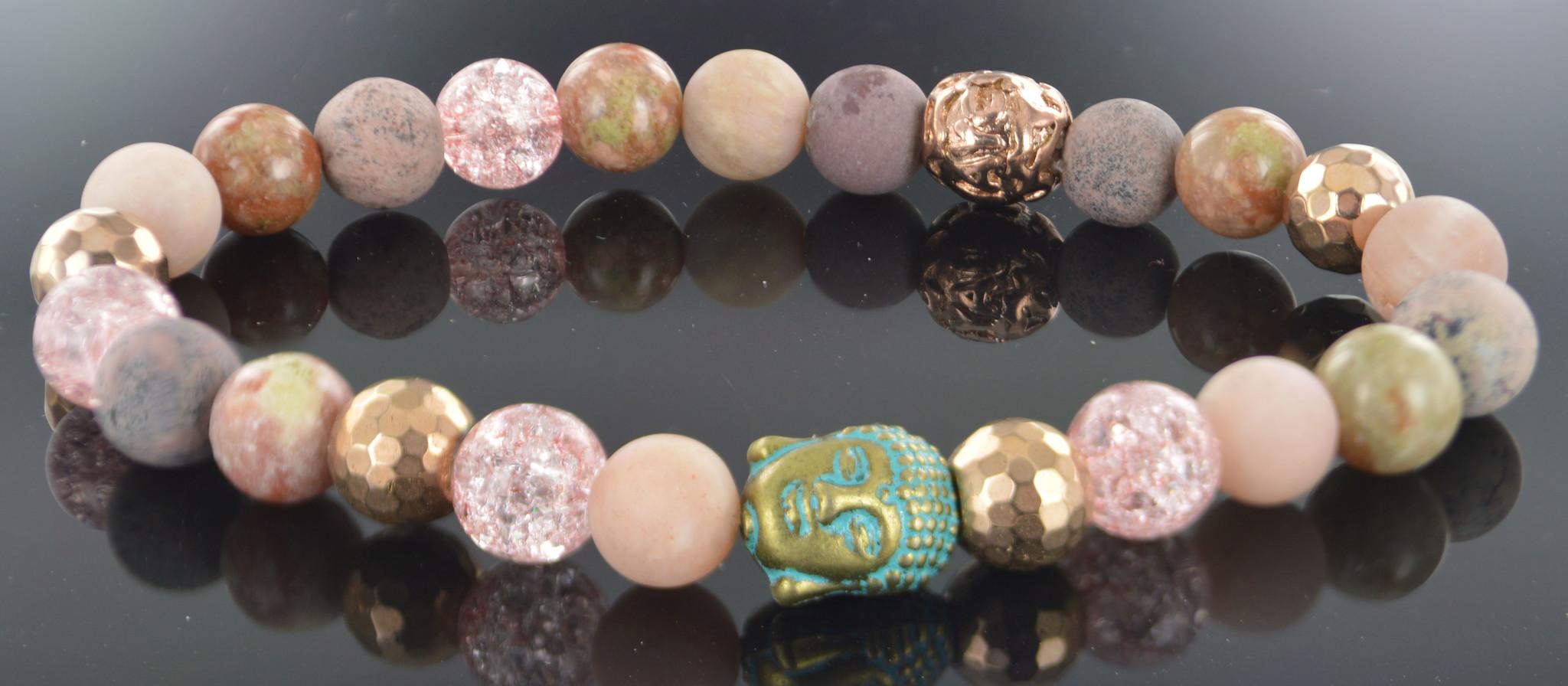 Armband dames  Lola  Buddha-1