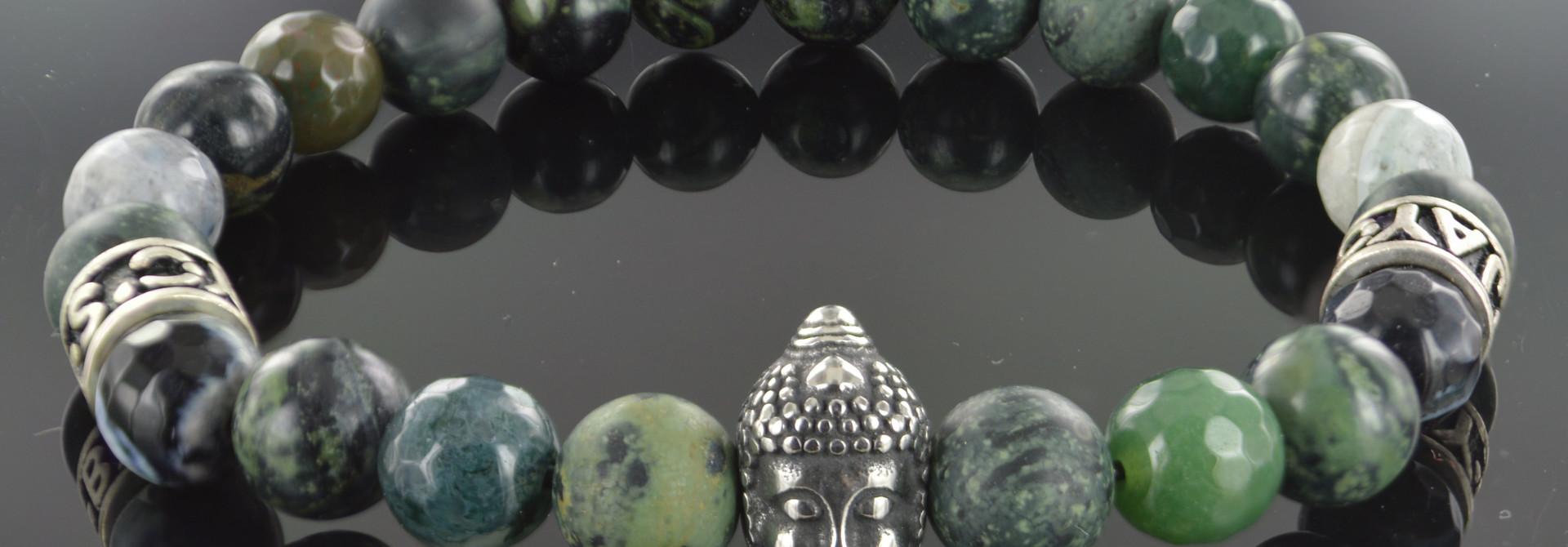 Armband Unisex Adira Buddha
