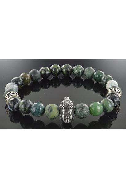 Unisex armband Adira Buddha