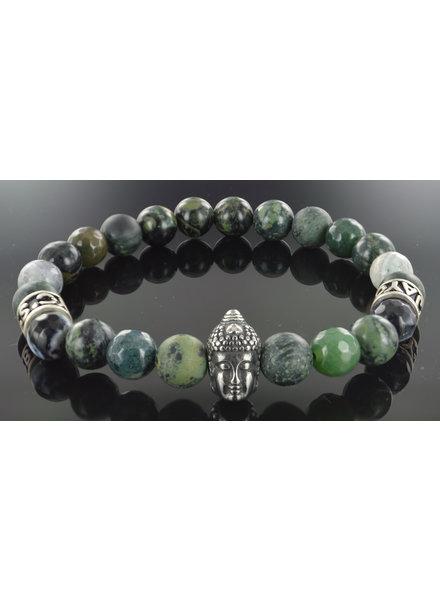 JayC's Unisex armband Adira Buddha