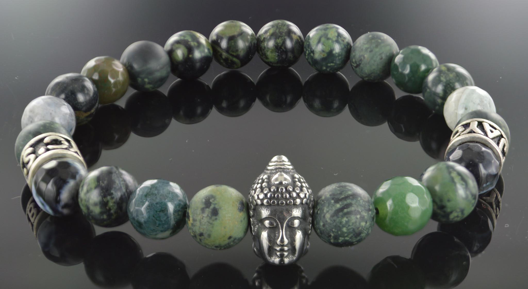 Armband Unisex Adira Buddha-1