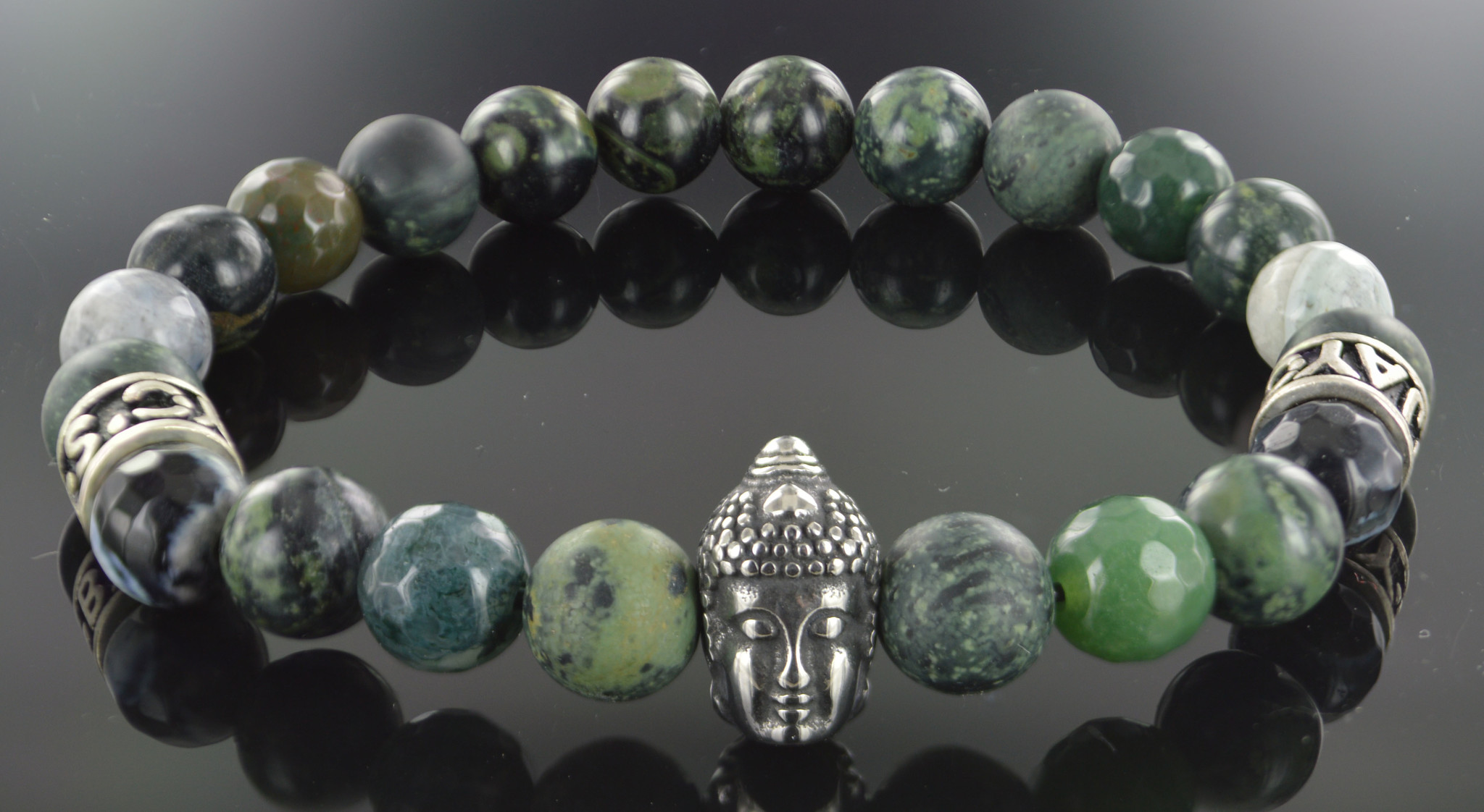 JayC's Armband Unisex Adira Buddha