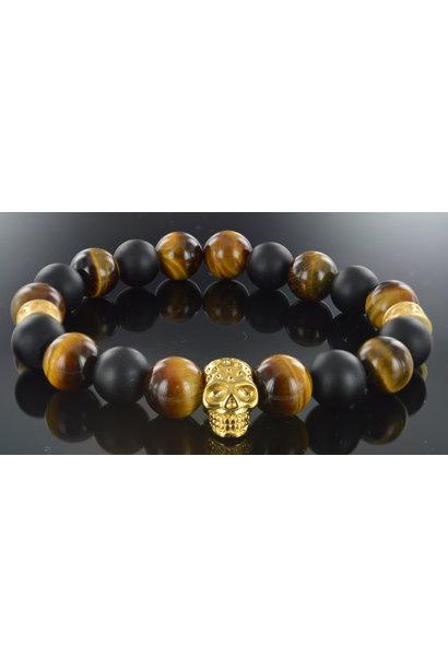 Men's bracelet  Herman Skull