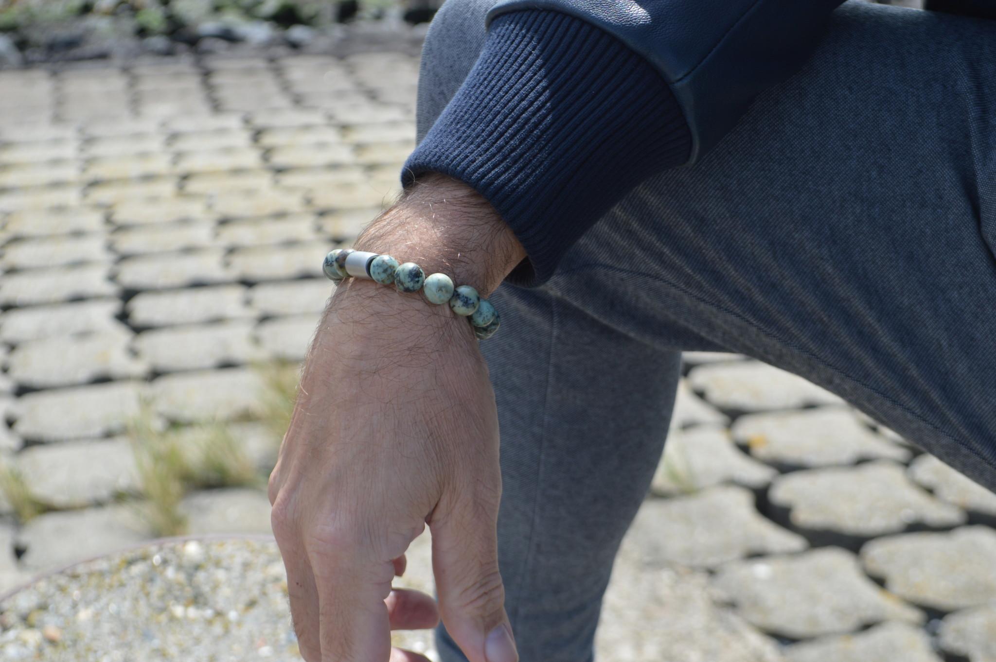 Armband heren  Magnet Jaxx-2
