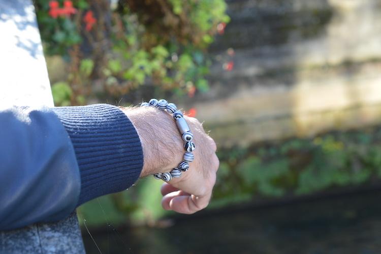 Armband heren  Magnet    Varys-2
