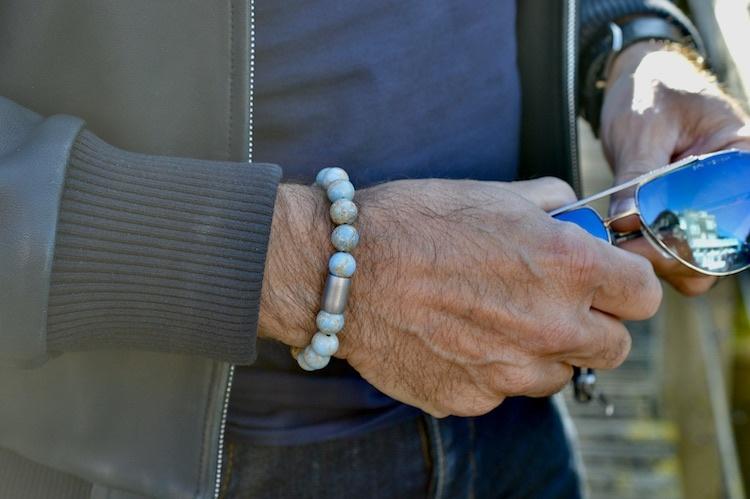 Armband heren  Magneet  Xaro-2