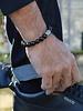 JayC's Bracelet men  Magnet  Ebere