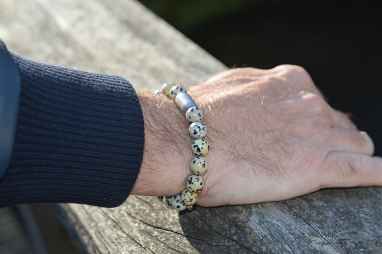 Armband heren  Magnet Emre-2