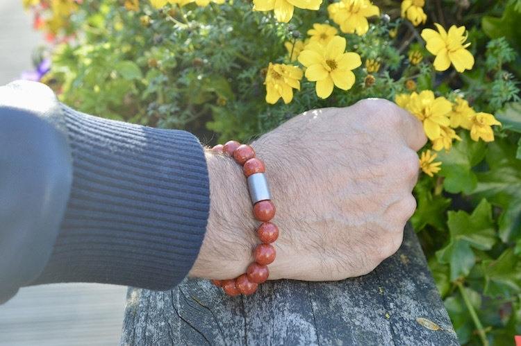 Armband heren  Magnet Jan-2