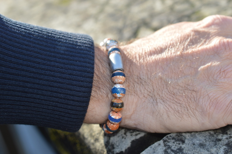 Armband heren  Magnet  Matthos-2