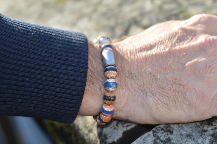 JayC's Armband heren  Magnet  Matthos