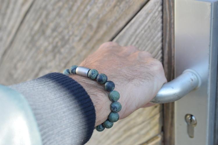 Armband heren  Magnet   Stannis-2