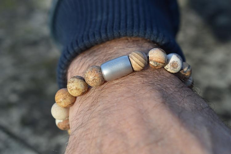 JayC's Bracelet men   Magnet Rayder