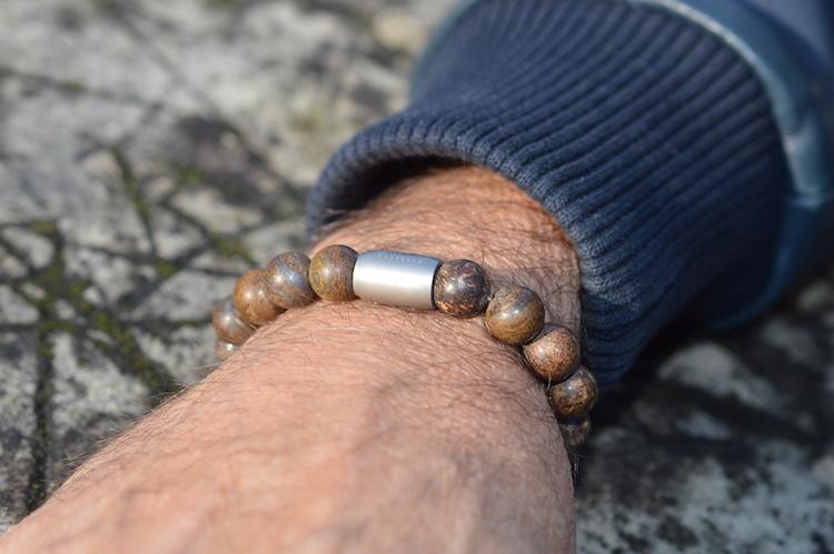 Armband heren Magneet Royse-2