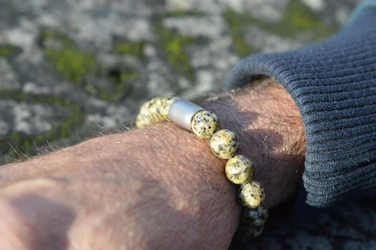 JayC's Armband heren  Magnet Ché