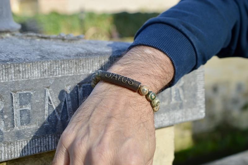 JayC's Bracelet men Saiph