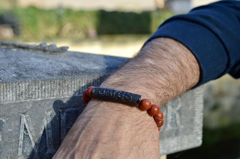 Armband heren JayC's X-2