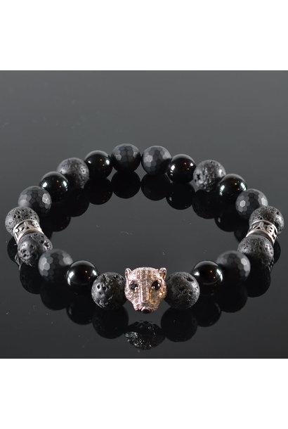 Men's Panther Bracelet  Camiel