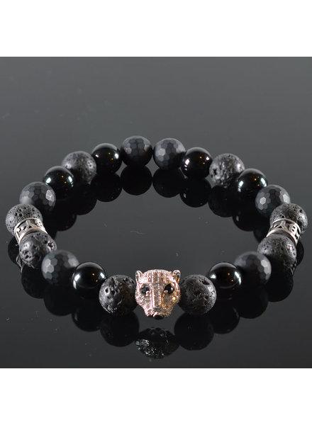 JayC's Men's Panther Bracelet  Camiel