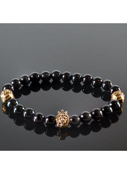 JayC's Men's Lion Bracelet Loyd