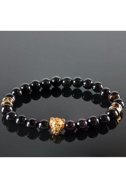 Men's Lion Bracelet  Otto