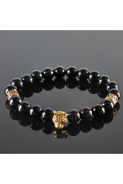 Herren Armband  Panther Onca