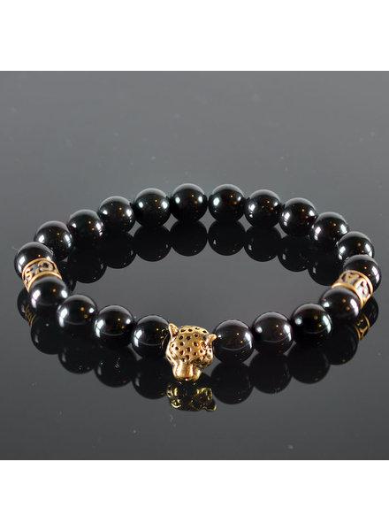 JayC's Men's Panther Bracelet Onca