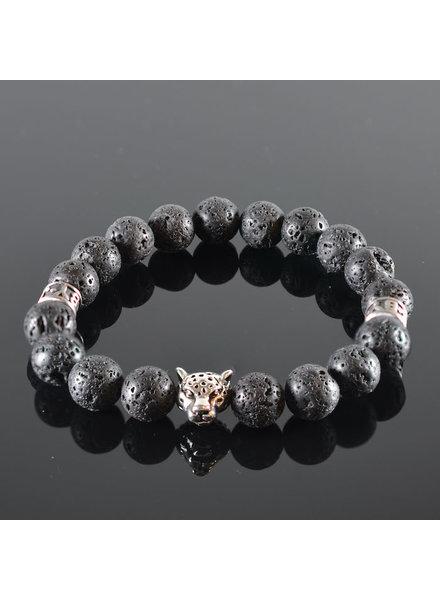 JayC's Men's Panther Bracelet  Panthera
