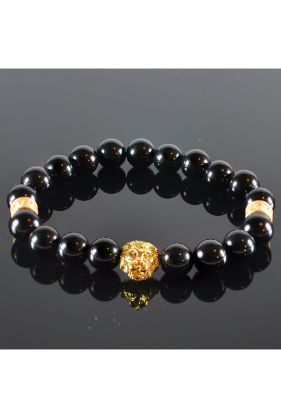 Men's Lionhead Bracelet  Sabi