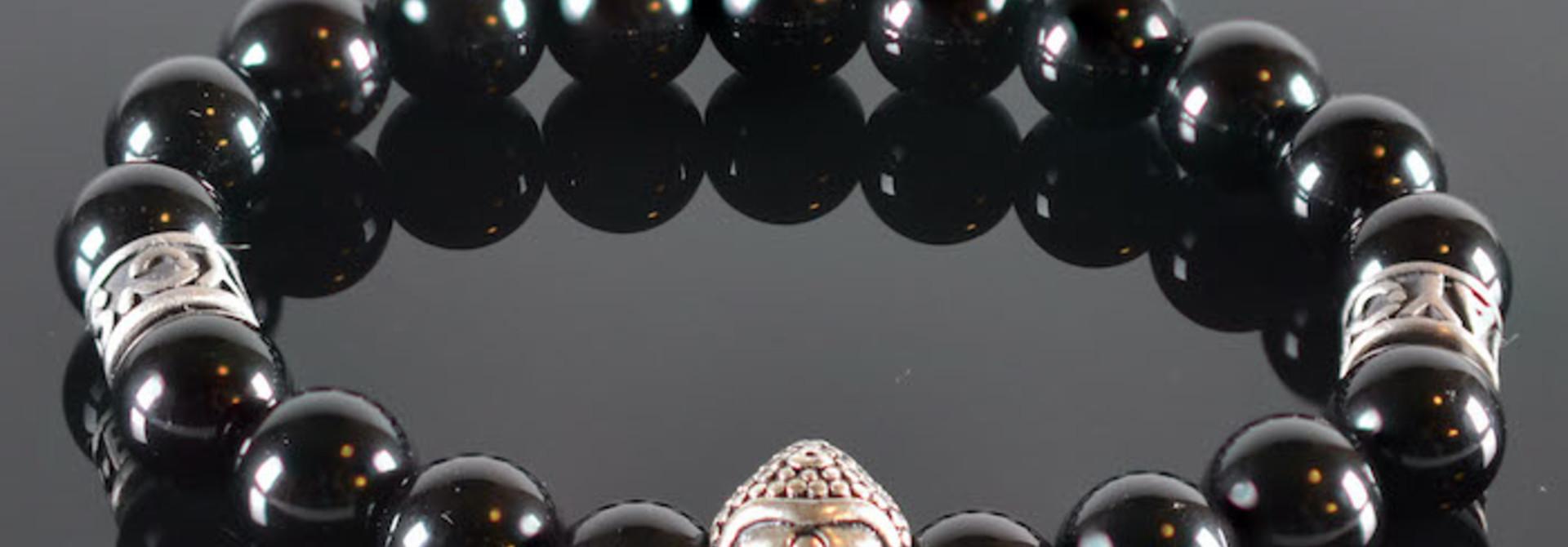 Heren armband Buddha Laverne