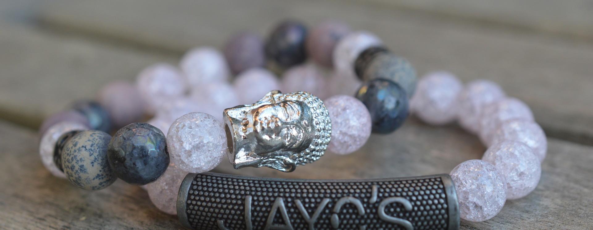 Ladies Bracelet Buddha